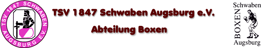 TSV Schwaben Augsburg - Boxen